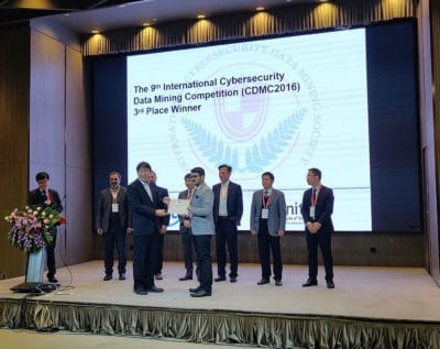 The 9th International Cyber security Data mining Competition 2018